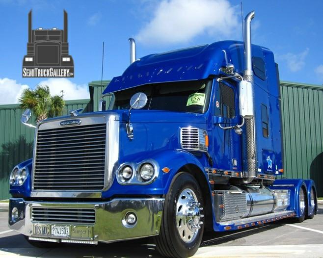 Custom semi truck the image kid has it - Bac a semis ...